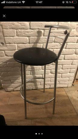 Стул барный, стул высокий