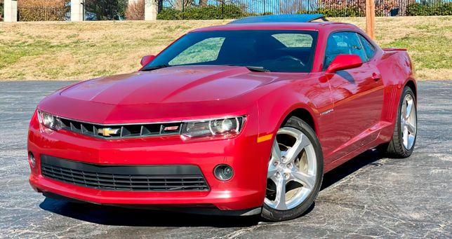 Продається авто Chevrolet Camaro 2014