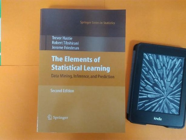 Elements of Statistical Learning, Hastie /цветная, kupichitay com ua