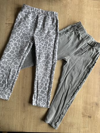 Spodnie leginsy  smyk cool club 92-98