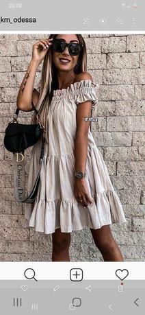 Платье летнее( размер S)