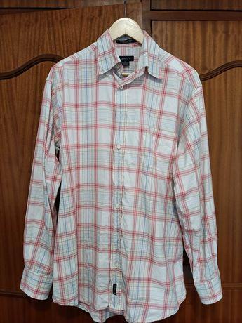 Camisa Quadriculada Gant