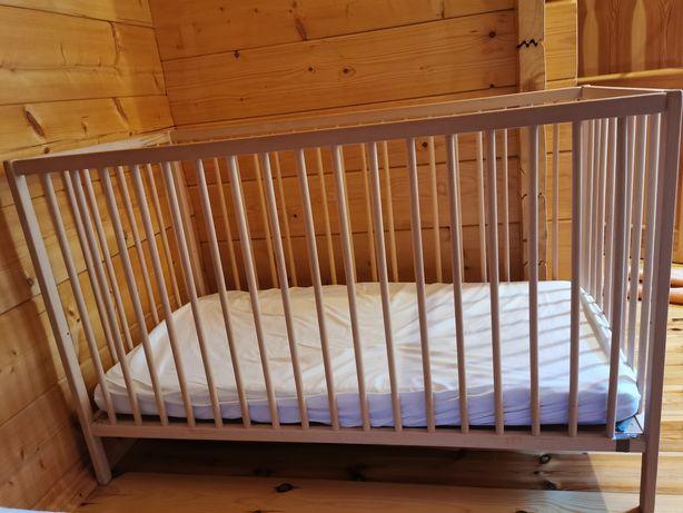 Łóżeczko dziecięce Ikea 120 cm