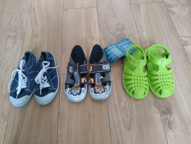 Buty 30 trampki sandały