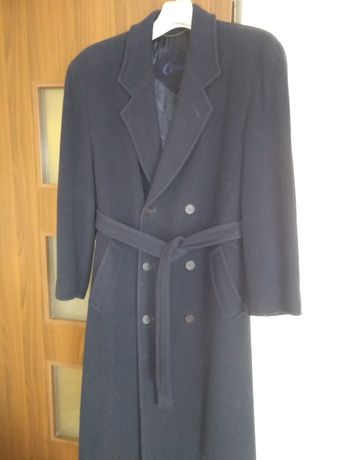 Płaszcz męski długi kaszmir