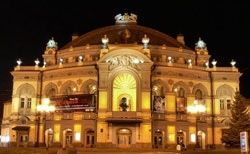 Билеты в театры Киева!