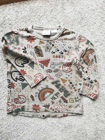 Cienka bluzeczka Zara