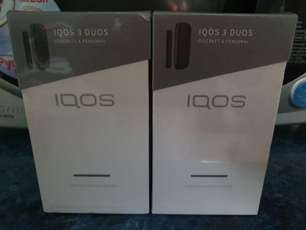 5000₽ новый IQOS 3 DUO Оригинал