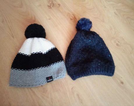 Zestaw czapek zimowych