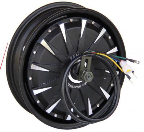 Мотор-колесо QS motor + Контроллер 1500w 60v - 72v