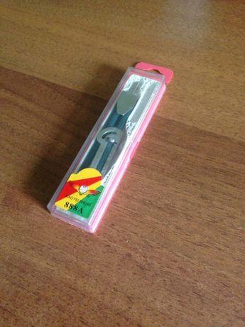Циркуль школьный + пластиковый пенал / Канцтовары, набор в школу