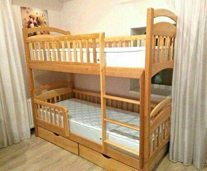 Карина Lux двухъярусная кровать-трансформер