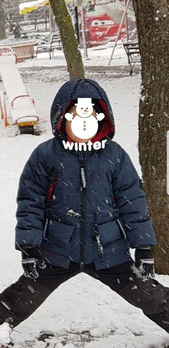 Курточка зимняя,детская. Николаев - изображение 1