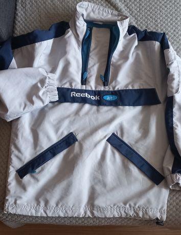 Bluza/kurtka Reebok chlopieca zakładana przez glowe