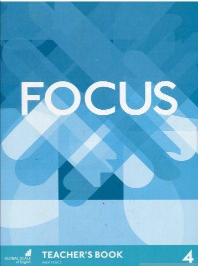 Teacher's book Focus 4 + ответы на ср и кр в електронном варианте Киев - изображение 1