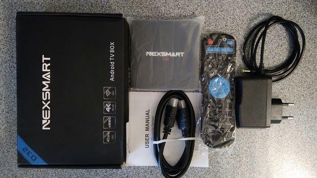 Android TV BOX Nexsmart D32