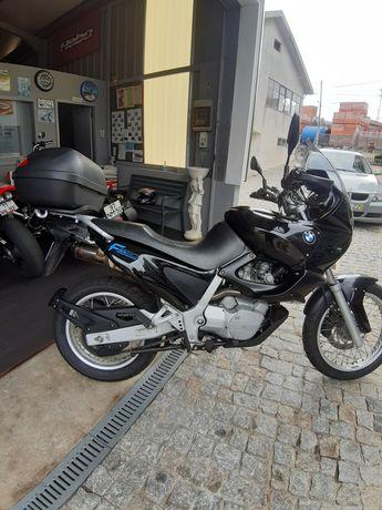 Bmw f650 st, 35kw