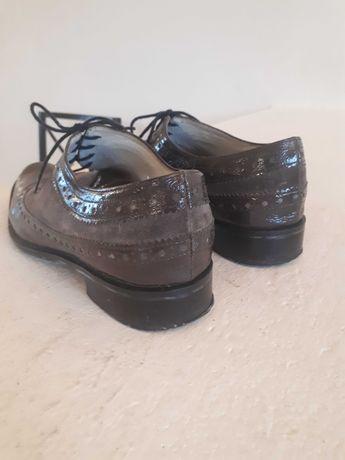 Bardzo oryginalne buty damskie 40