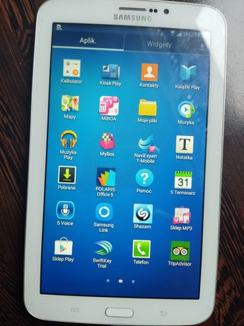 Tablet Samsung Galaxy TAB 3 model