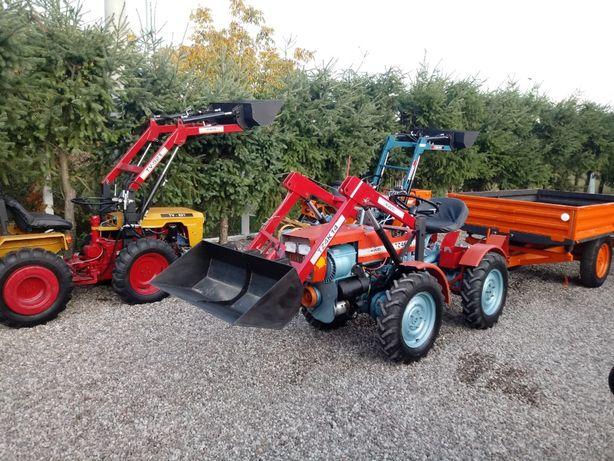 Traktorek ogrodniczy AGROZET tz4k14 tv521 ZAMIANA MiniŁadowarka URSUS