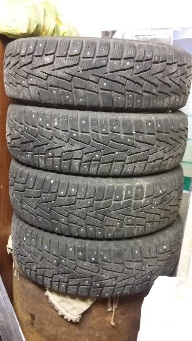 NEXEN Winguard 195/65R15 шип -4 шт. Киев - изображение 1