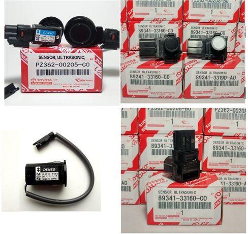 Датчики парковки парктроник Toyota | Land Cruiser 200,Prado,RAV4,Prius