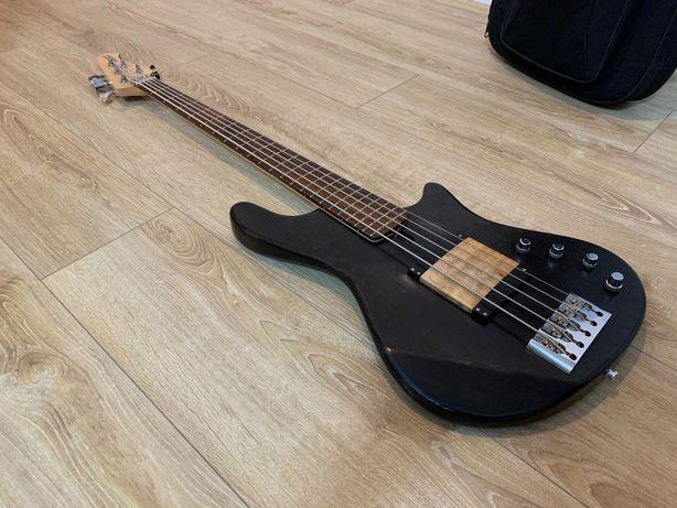 Marleaux Votan gitara basowa 5 strunowa