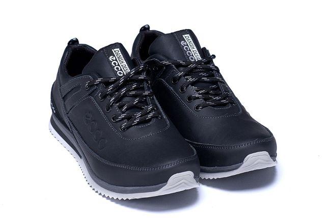 Натуральная кожа, мужские кроссовки туфли