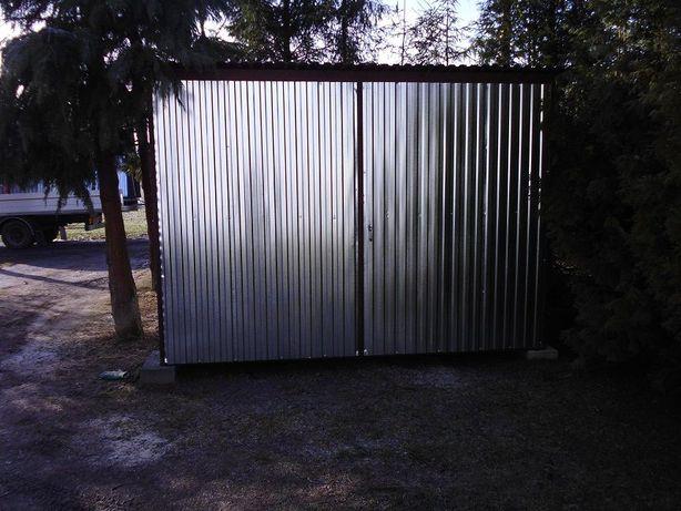 Blaszaki 3x5 garaże blaszane garaż blaszany wiaty I gat