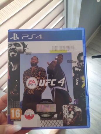 UFC 4 na konsole PS4