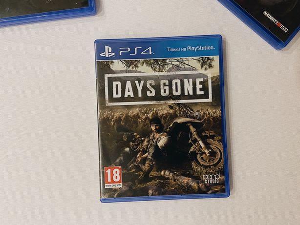 Игра Days Gone. Жизнь после для PS4