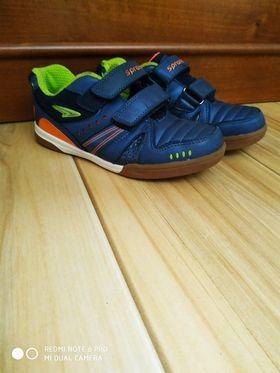 Buty Sneakersy Sprandi rozmiar 32 koloru niebieskiego