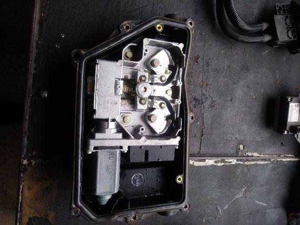 mechanizm hamulca recznego BMW E65