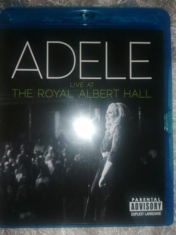 Adele bluray plus płyta cd