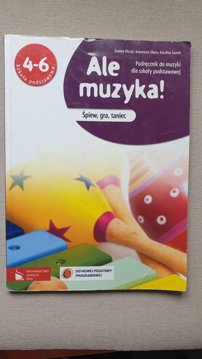 ALE MUZYKA! śpiew,  gra, taniec podręcznik kl.4-6 Kraków - image 1