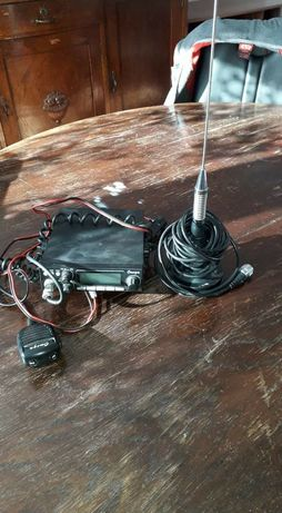 Radio Cb z anteną