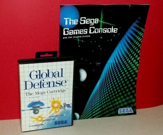 Gra Global Defense Sega Master System