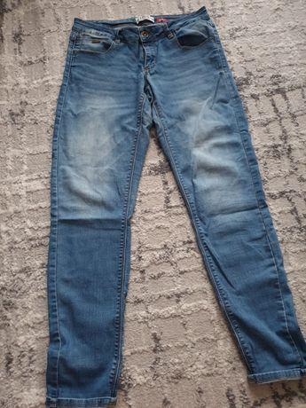 Spodnie jeansy skinny HOUSE rozmiar 40