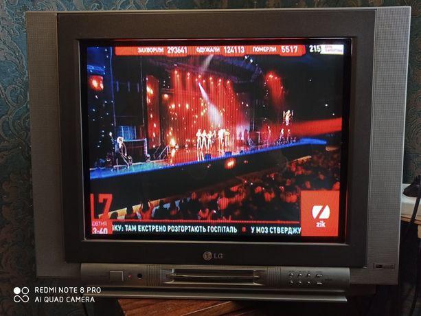Телевізор LG в гарному стані