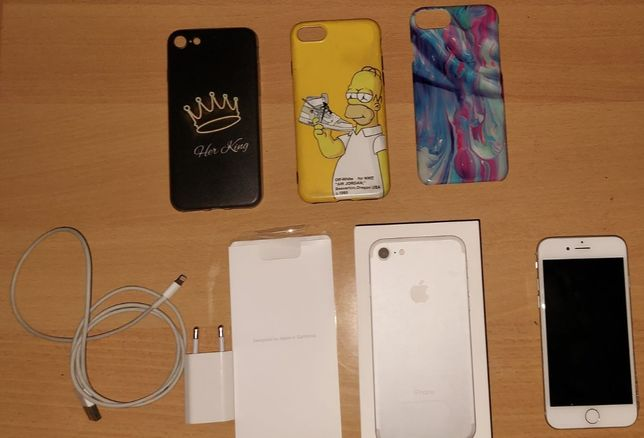 Iphone 7 32GB Silver (Srebrny)