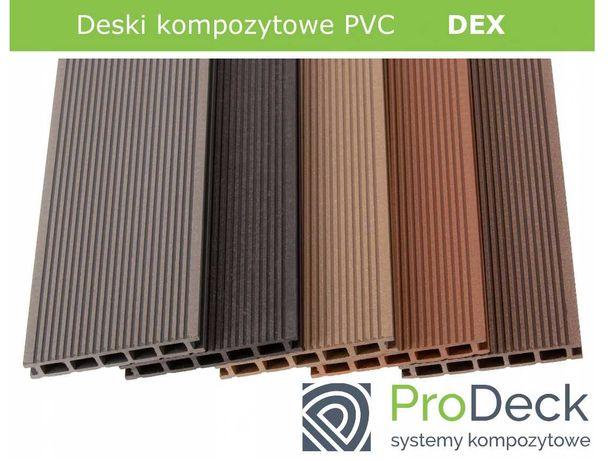 Tarasowa deska kompozytowa Prodeck DEX - 10 LAT GWARANCJI!