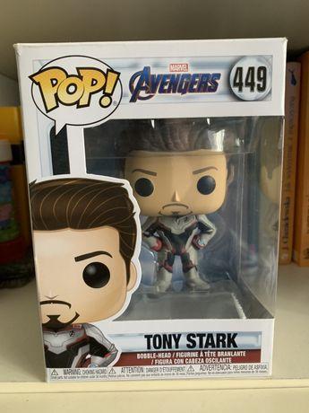 Figurka Funko Pop Tony Stark 449 Nowy