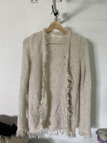 Roupa mulher - casaco e top