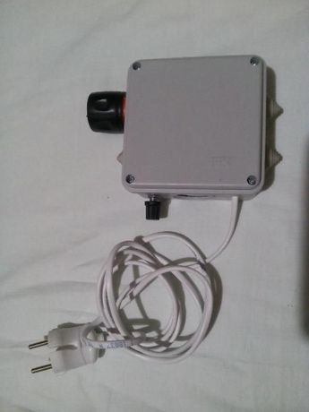 Компрессор дымогенератора, аквариума (вентиляторный блок) IP54 защита