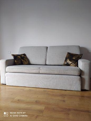 Sofa 3 osobowa, rozkładana, miejsca na pościel