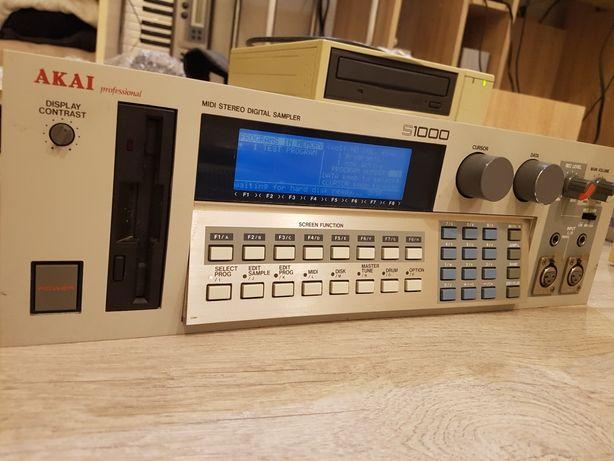 Сэмплер AKAI S1000