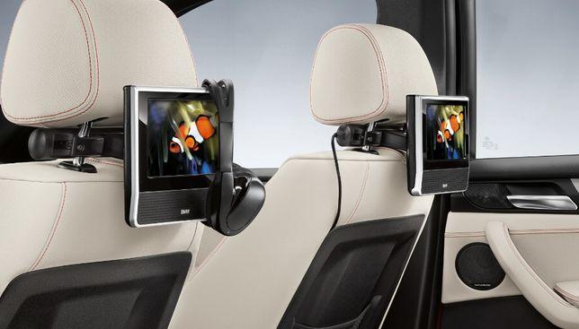 Sistema tablet DVD BMW original