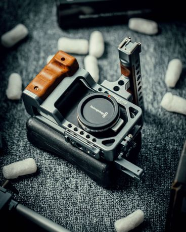 Blackmagic Pocket Cinema Camera - BMPCC - (original, первая)