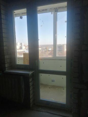 Металопластикове вікно та балконний блок