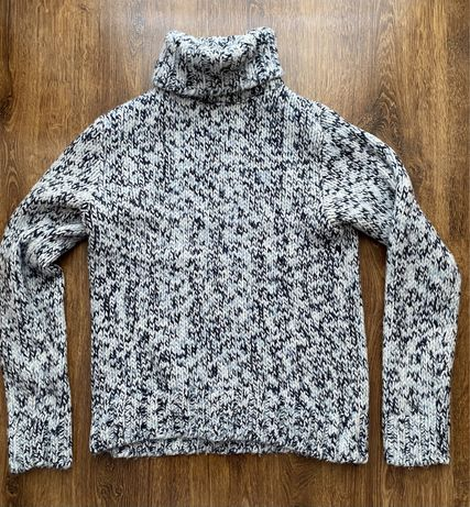 Damski ciepły sweterek, rozmiar S